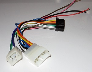Direct Wire harness for Pioneer