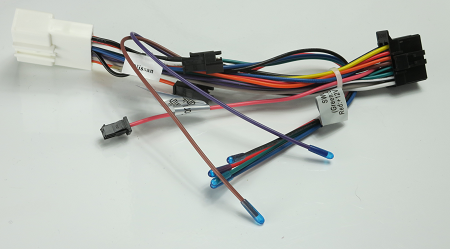 Nissan Direct Wire harness for Pioneer